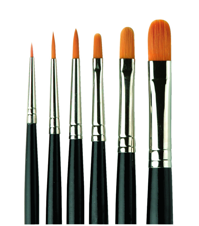 Artists Paint Brush Set, Item Number 411576