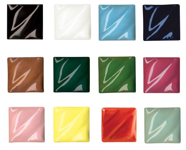 Glazes and Ceramics, Item Number 411654