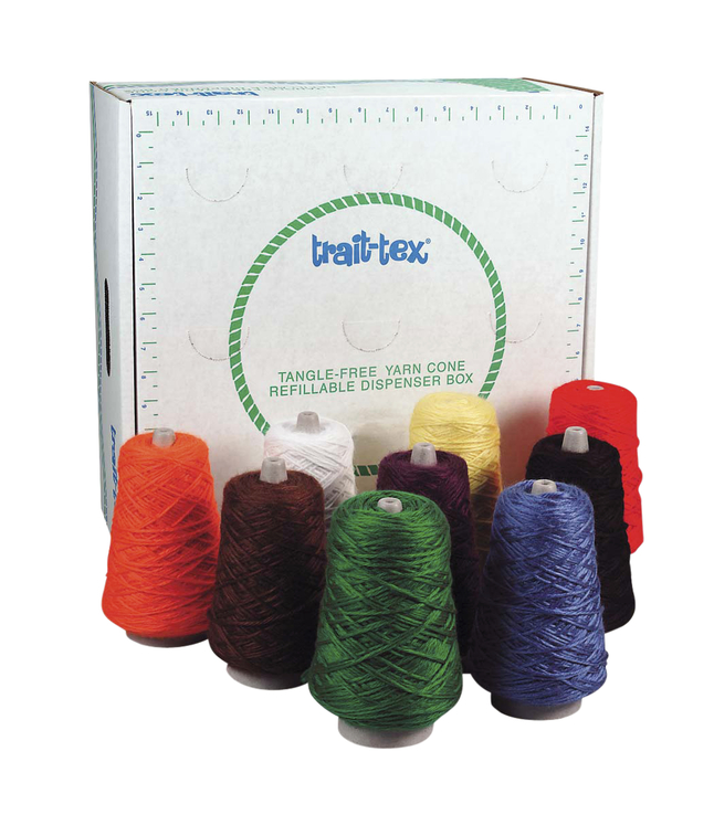 Yarn and Knitting and Weaving Supplies, Item Number 413621