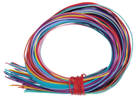 Twisteez Craft Sculpture Wire, 125 ft, Assorted Color, Pack of 50 Item Number 427502