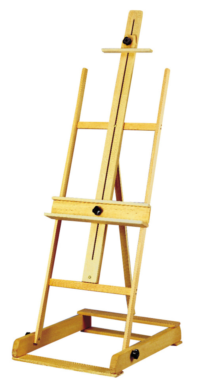 Sax Traditional H-Frame Stationary Easel, 24 x 30 Inches