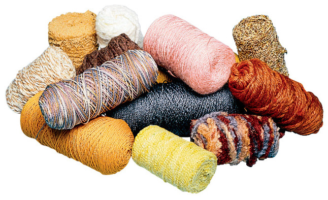 Yarn and Knitting and Weaving Supplies, Item Number 436553