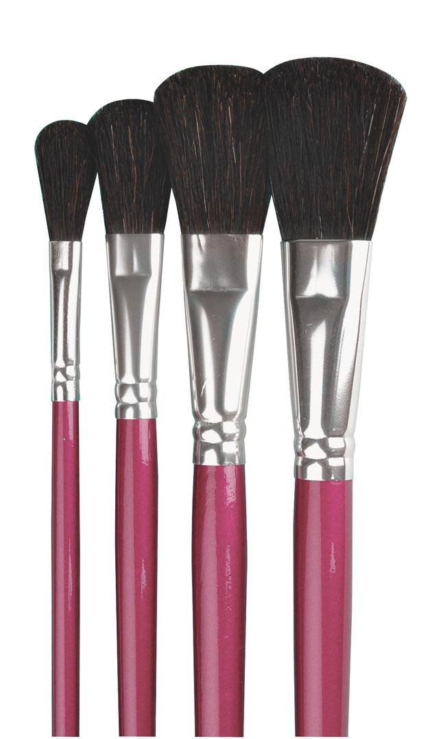 Easel Brush Set, Item Number 444605