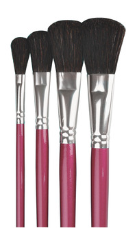 Easel Brush Set, Item Number 444605