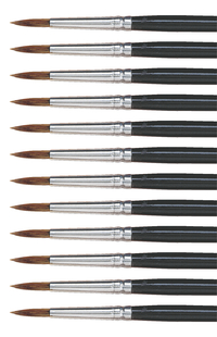 Paint Brushes, Item Number 445067