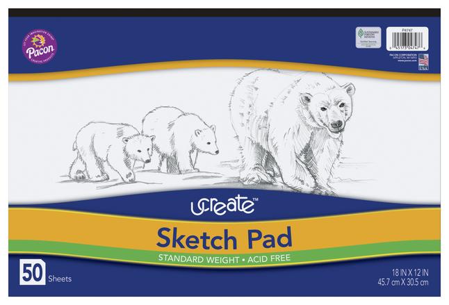 Sketchbooks, Item Number 453701