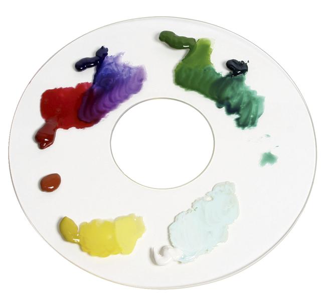 Paint Palette, Item Number 457076