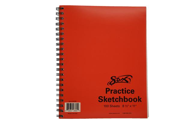 Sketchbooks, Item Number 457568