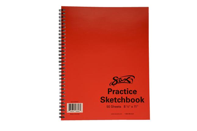 Sketchbooks, Item Number 457577