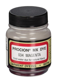 Image for Jacquard Procion MX Dye, Magenta from School Specialty