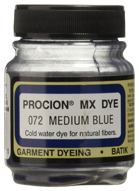 Image for Jacquard Procion MX Dye, Medium Blue from School Specialty