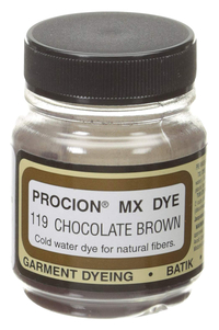 Image for Jacquard Procion MX Dye, Chocolate Brown from SSIB2BStore