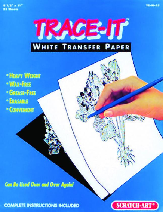 Tracing Paper, Item Number 459233