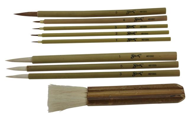 Paint Brushes, Item Number 461000