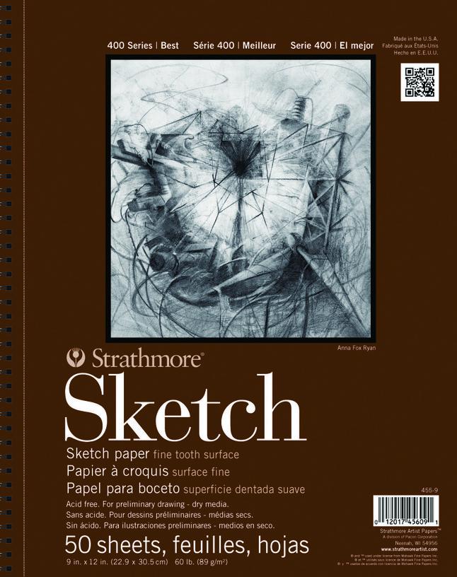 Sketchbooks, Item Number 466010
