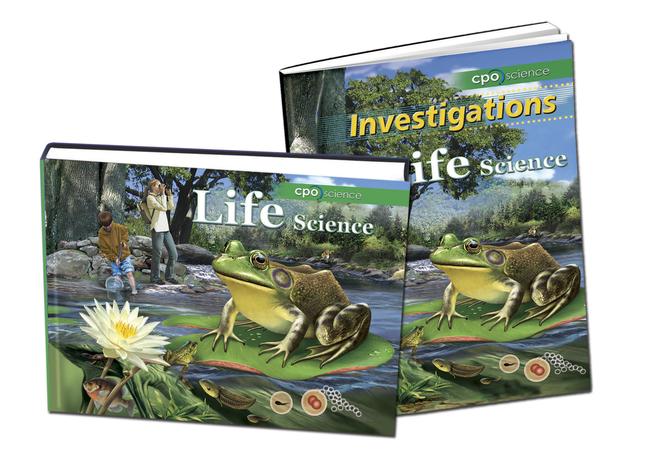 MS Life Science Curriculum, Item Number 492-3550