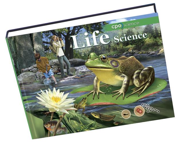 MS Life Science Curriculum, Item Number 492-3560