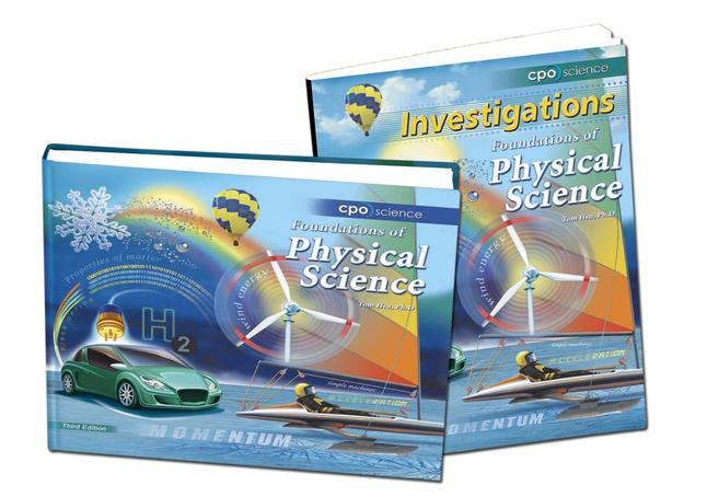 Physical Science Curriculum, Item Number 492-3810