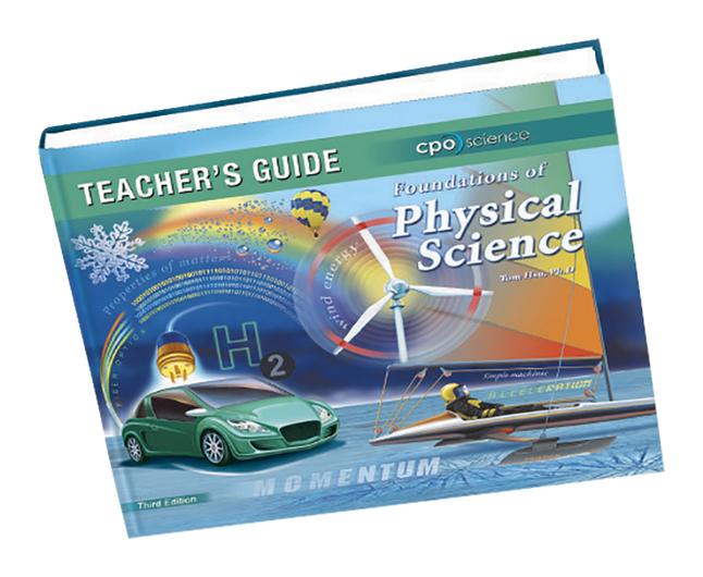 Physical Science Curriculum, Item Number 492-3840