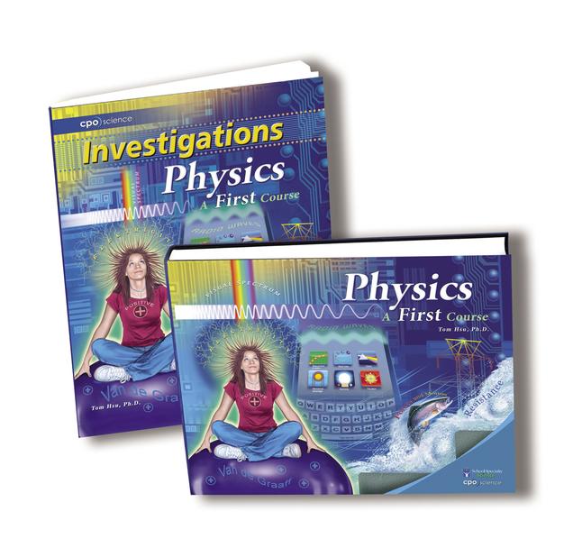 Physics Core Curriculum, Item Number 492-3850