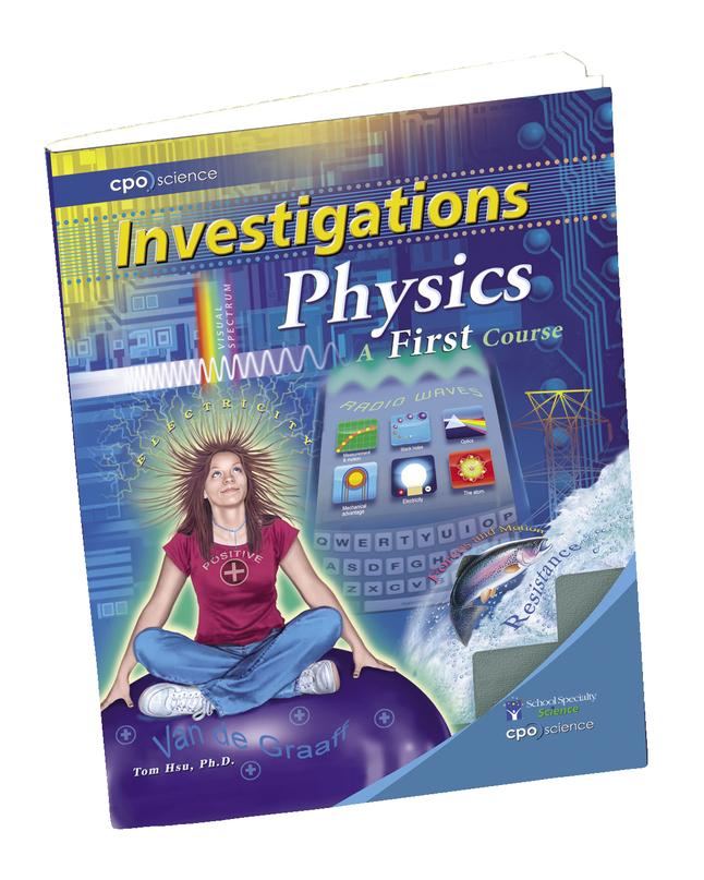 Physics Core Curriculum, Item Number 492-3870