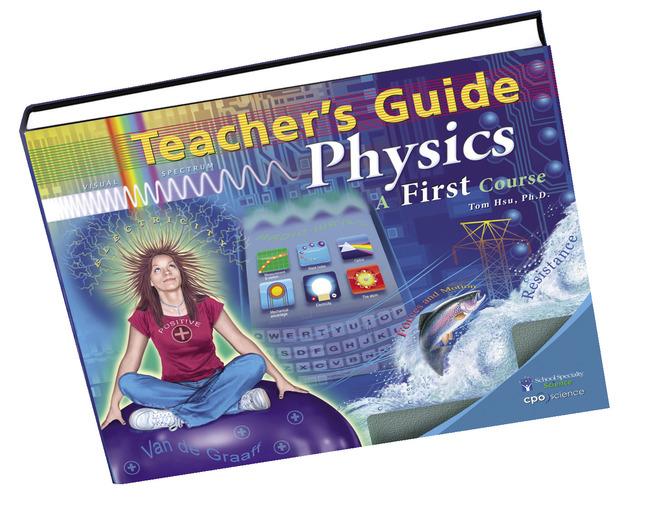 Physics Core Curriculum, Item Number 492-3880