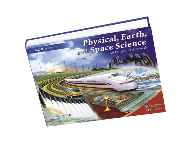 Physical Earth & Space Science, Item Number 492-3920