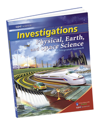 Physical Earth & Space Science, Item Number 492-3930