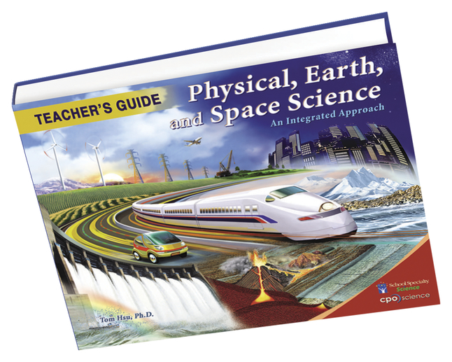 Physical Earth & Space Science, Item Number 492-3940