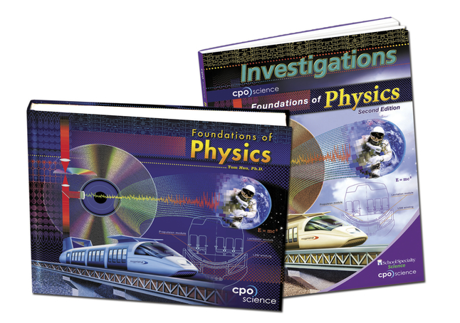 Foundations of Physics, Item Number 492-4010