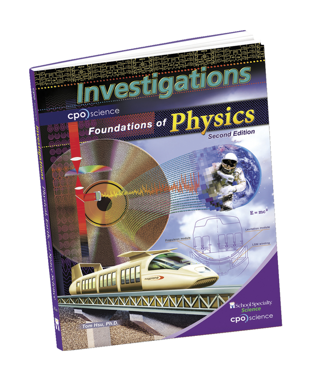 Foundations of Physics, Item Number 492-4030