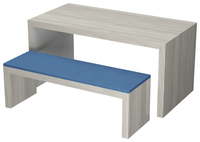 Image for Classroom Select Community Table, Laminate, 96 W x 42 D Inches, Various Options from School Specialty