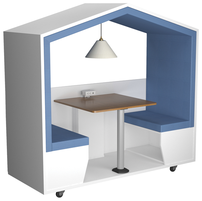 Image for Classroom Select NeoDen, Assembled, 79 W x 36 D x 77 H Inches, Various Options from School Specialty