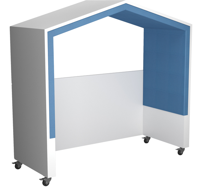 Image for Classroom Select NeoDen Open, Assembled, 79 W x 36 D x 77 H Inches, Various Options from School Specialty
