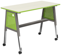 Image for Classroom Select Construct-IT Makerspace Utility Project Center, 48 x 30 Rectangle, T-Mold, Various Options from School Specialty