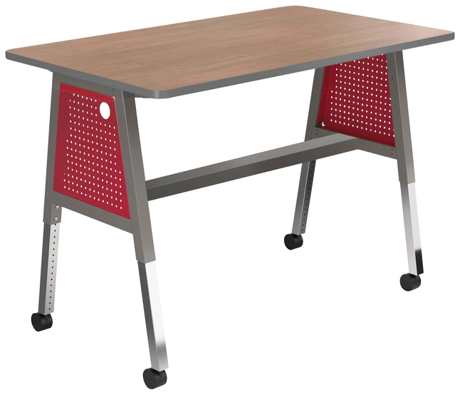 Image for Classroom Select Construct-IT Makerspace Utility Project Center, 60 x 30 Rectangle, LockEdge, Various Options from School Specialty