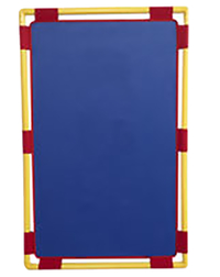 Image for Childrens Factory Rectangle Play Panel, 1-1/4 x 30-1/2 x 47-1/2 In, Various Options from School Specialty