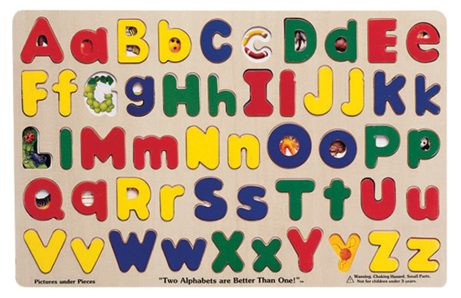 Early Childhood Chunky Puzzles, Item Number 510410