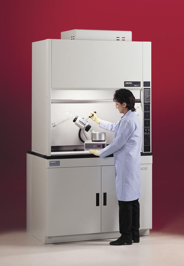 Lab Safety - Fume Hoods, Item Number 526701