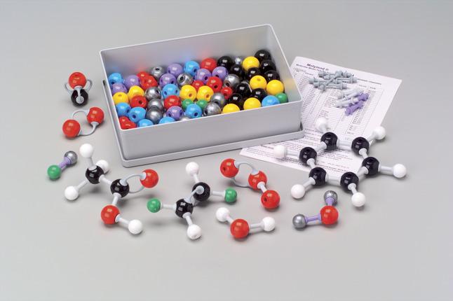Atomic & Molecular Models, Item Number 527333