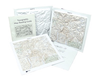 Geography, Landform Activities, Geography Resources Supplies, Item Number 528350