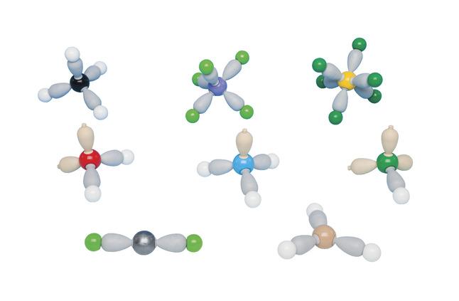 Atomic & Molecular Models, Item Number 529265