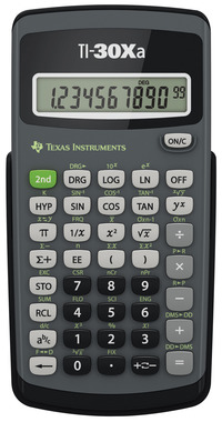 Scientific Calculators, Item Number 572555