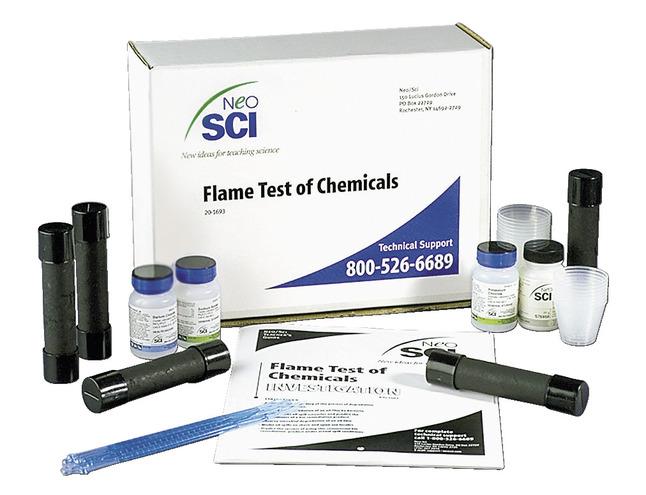 Consumer Chemistry, Item Number 20-1693