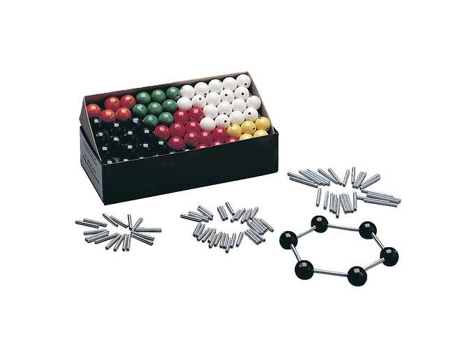 Atomic & Molecular Models, Item Number 573831