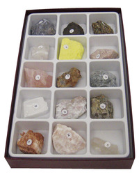 Mineral and Rock Samples, Item Number 574662
