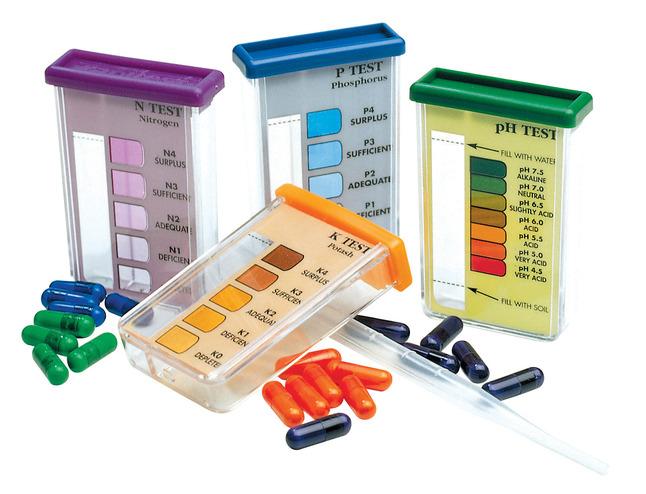 Soil Science, Soil Testing, Soil Test Kits Supplies, Item Number 579140