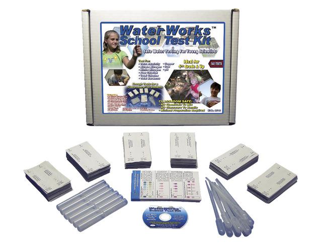 Science Kits, Lab Kits, Test Kits Supplies, Item Number 580294