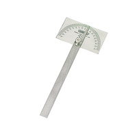 Metal Protractor, Compasses and Protractors, Item Number 1048680