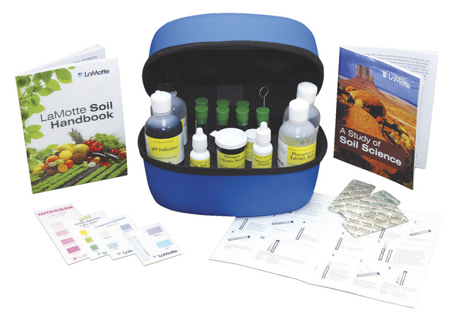 Soil Science, Soil Testing, Soil Test Kits Supplies, Item Number 586305